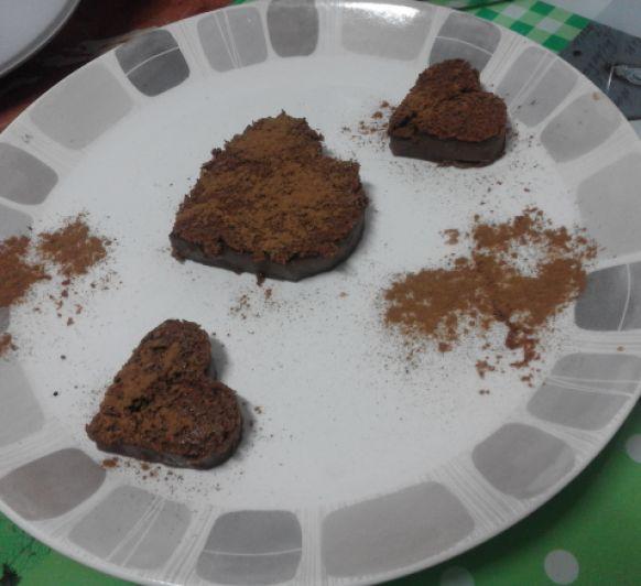 Tarta milagro de chocolate