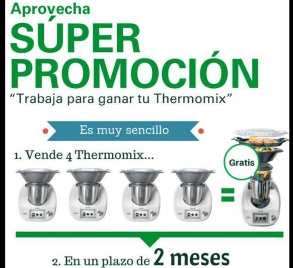 QUIERES TU Thermomix® SIN PAGAR??