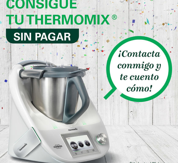 Thermomix® TE LO PONE FACIL