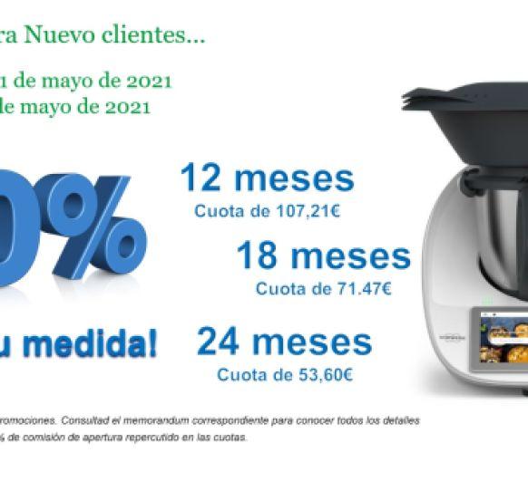 NUEVA CAMPAÑA Thermomix® 0%