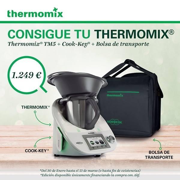 LLEGA CON FUERZA EL COOK KEY DE Thermomix®