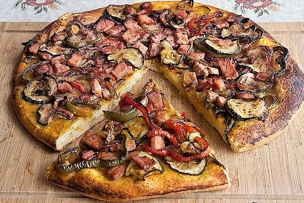 Masa de pizza thermomix 31