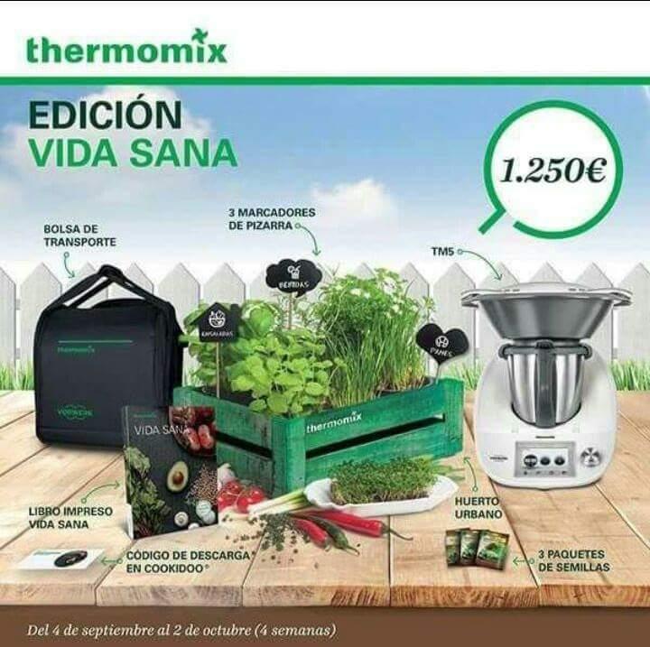 Haz de tu alimentación tu mejor medicina con Thermomix®