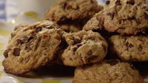 COOKIES DE CHOCOLATE SIN GLUTEN