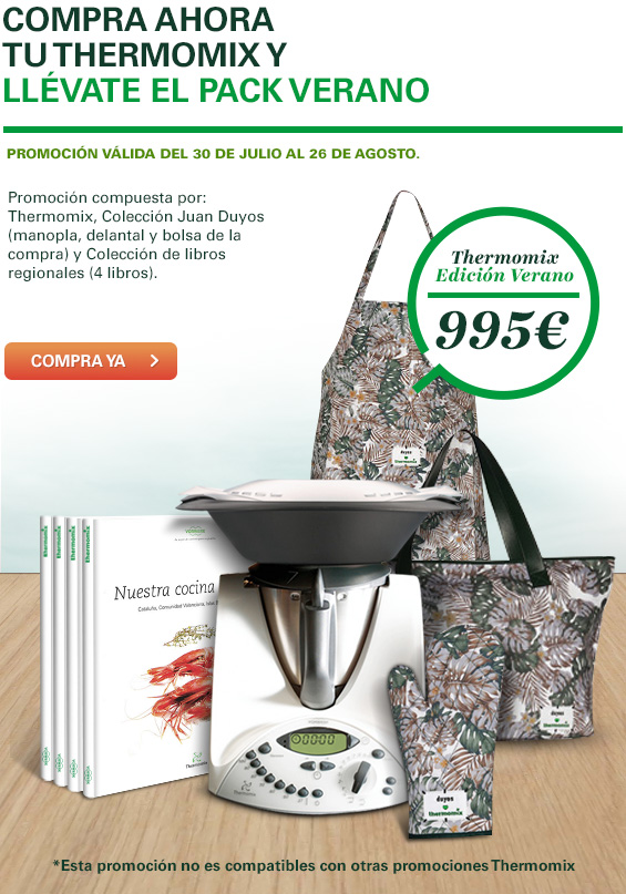 DE VACACIONES CON Thermomix®