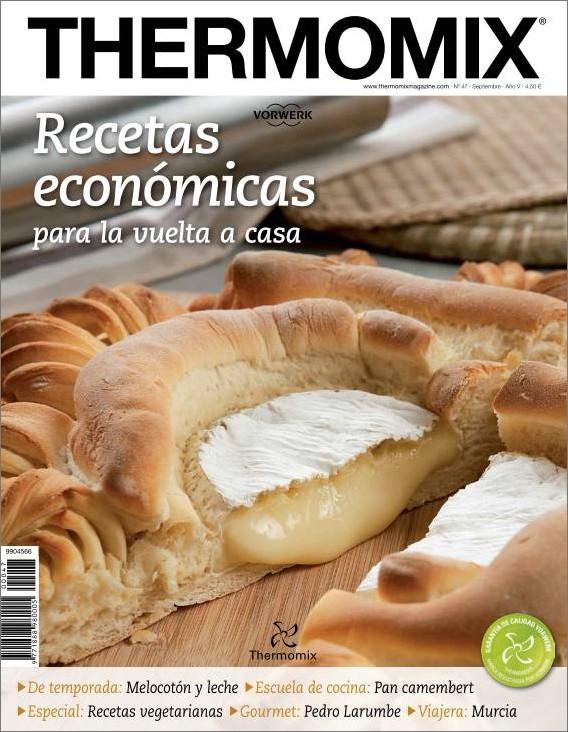 La revista de septiembre