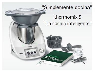 Simplemente cocina TM 5