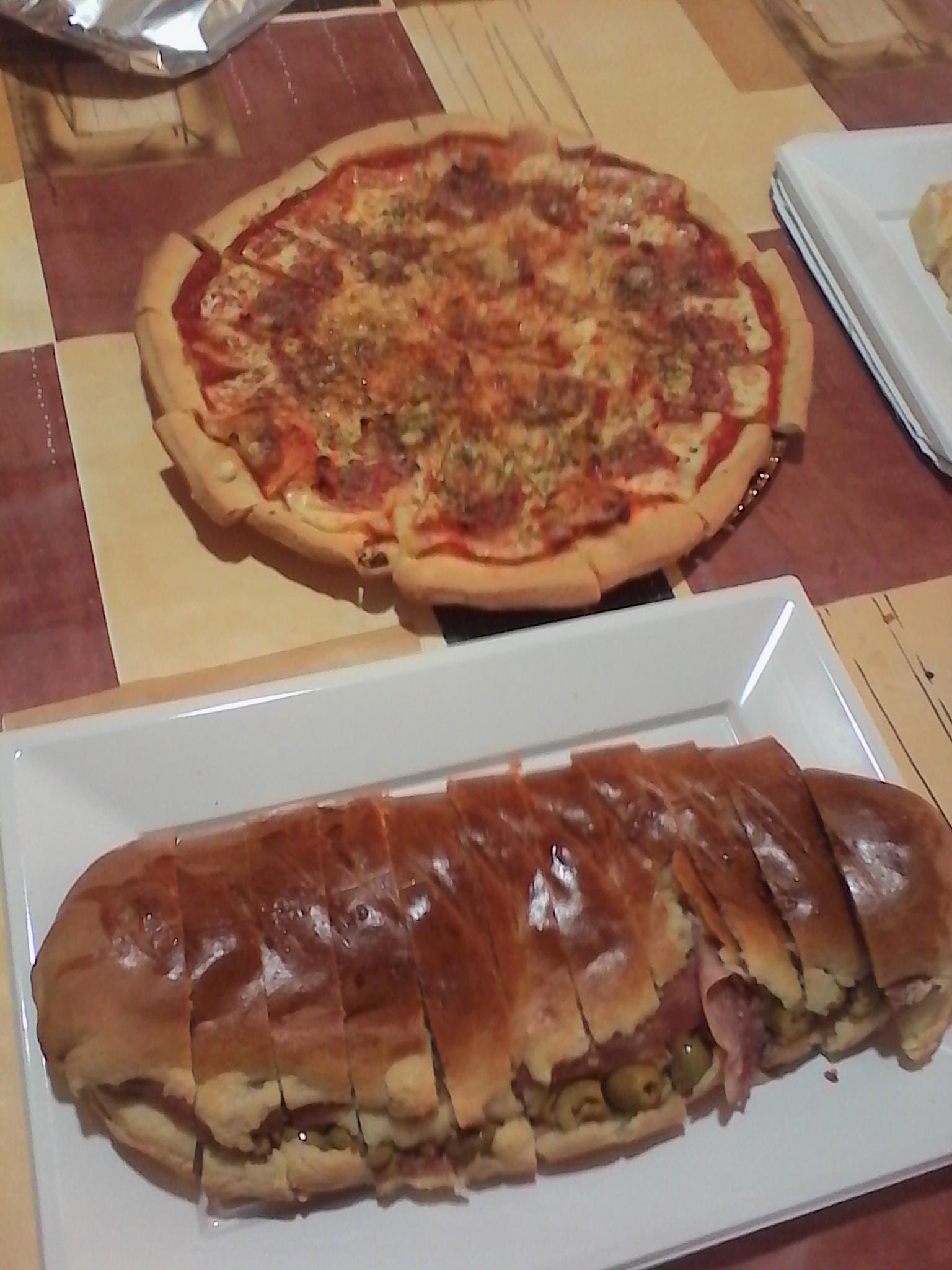 La mejor base de pizza!!!