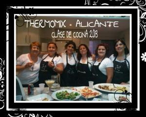 Clase de cocina t cnicas b sicas blog de juana maria for Cursos de cocina en alicante