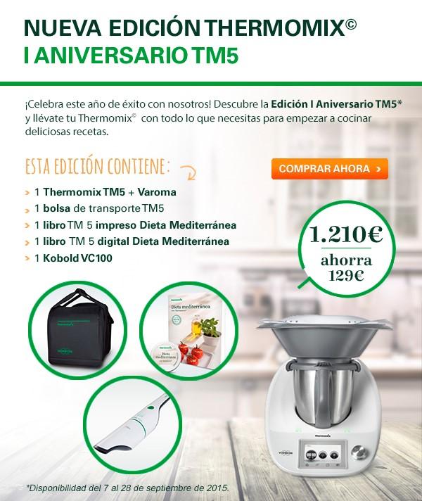 Nueva Edición Aniversario TM5