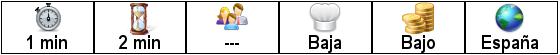 Receta: Turrón de Xixona o Turrón a la piedra