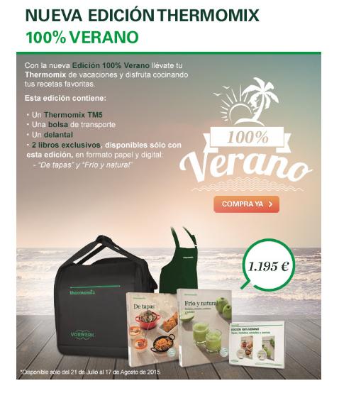 100% Verano, 100% Thermomix®