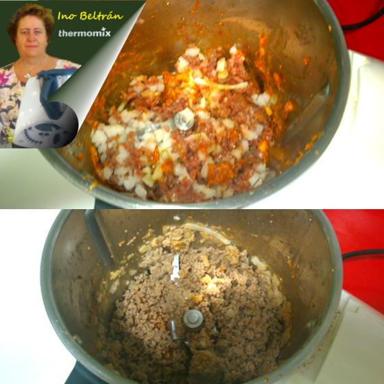 Receta: Chili con carne