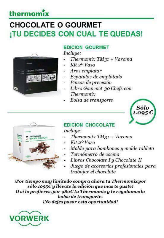 CHOCOLATE O GOURMET, CON CUAL TE QUEDAS?