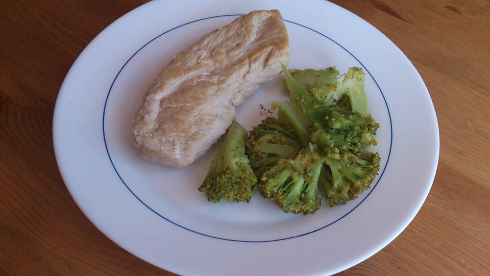 Brócoli a mi manera sabroso y rápido