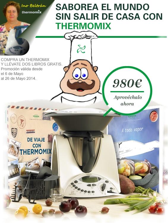 Promo: De viaje con Thermomix®