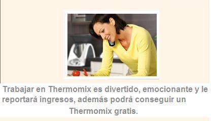 Consigue tu Thermomix® gratis