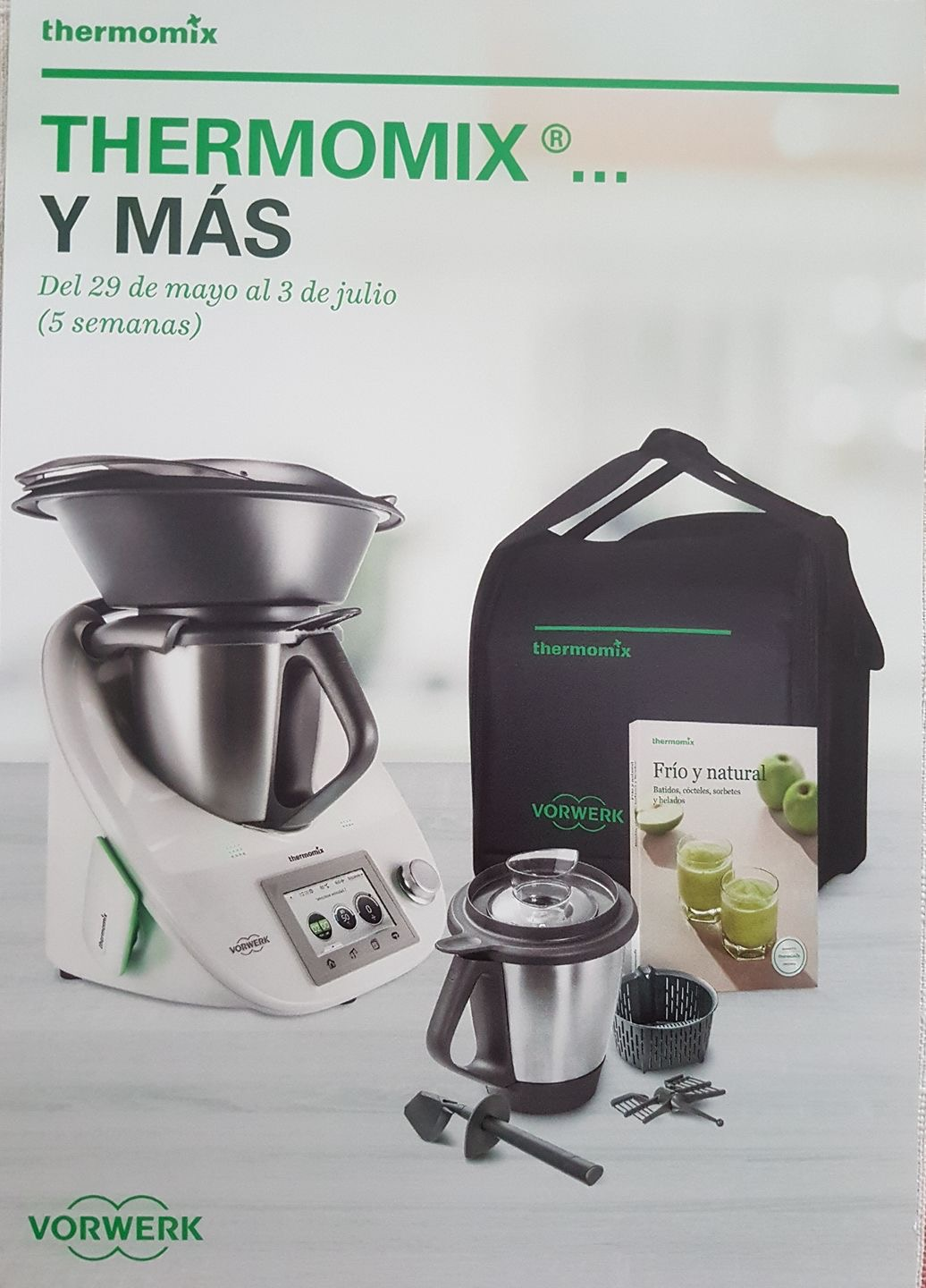 Es tu momento Thermomix® .. 0% intereses de financiación