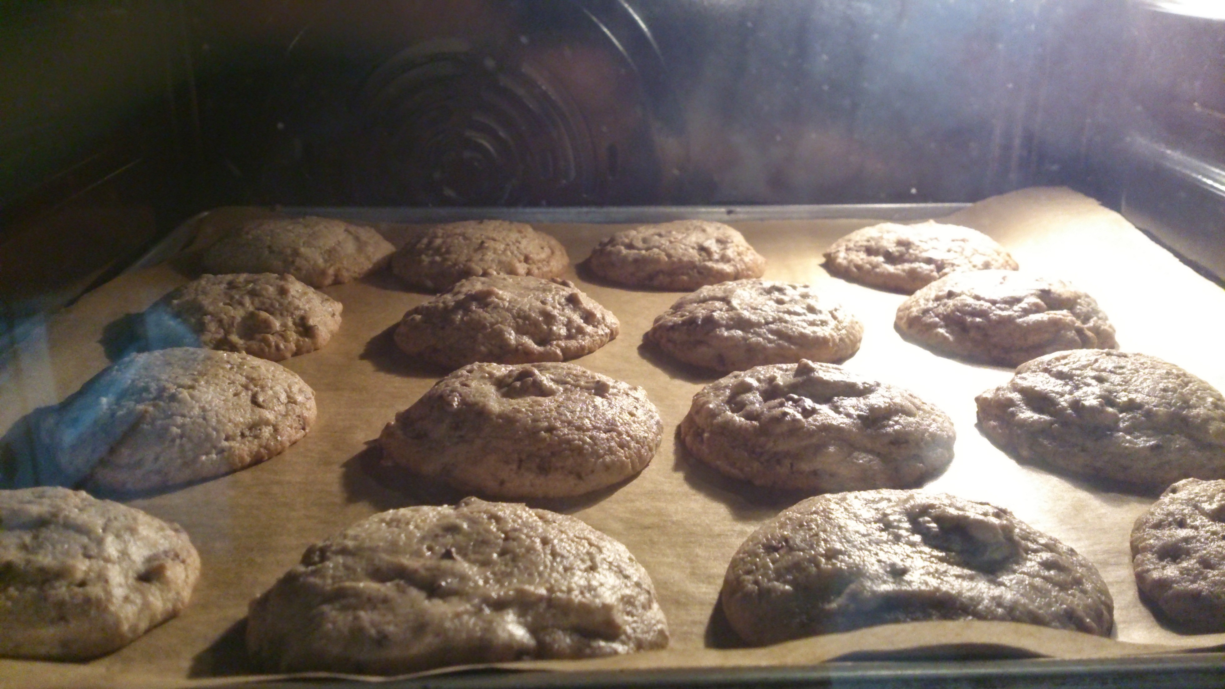 Galletas con pepitas de chocolate (Cookies)