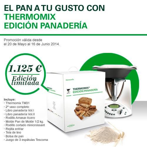 EDICION PANADERIA 1.125 EUROS O PROMOCION LIBRO GOURMETH POR 980 HASTA EL LUNES 16 JUNIO