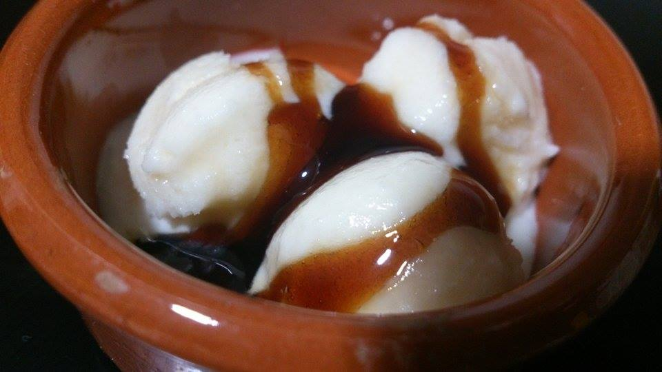 Mantecado (Helado)