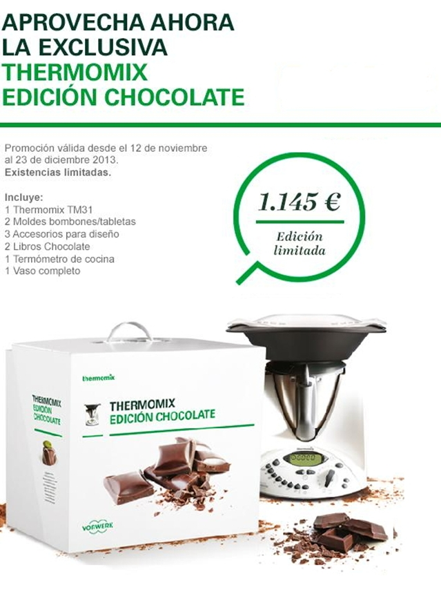 Promo: Edición chocolate