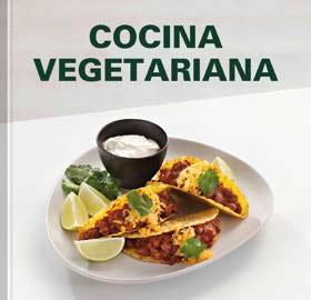 Cocina Vegetariana - Consigue tu colección