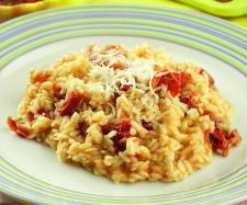 Risotto de tomates secos y parmesano pastas y arroces blog de juana corbalan lario de - Risotto tomate thermomix ...