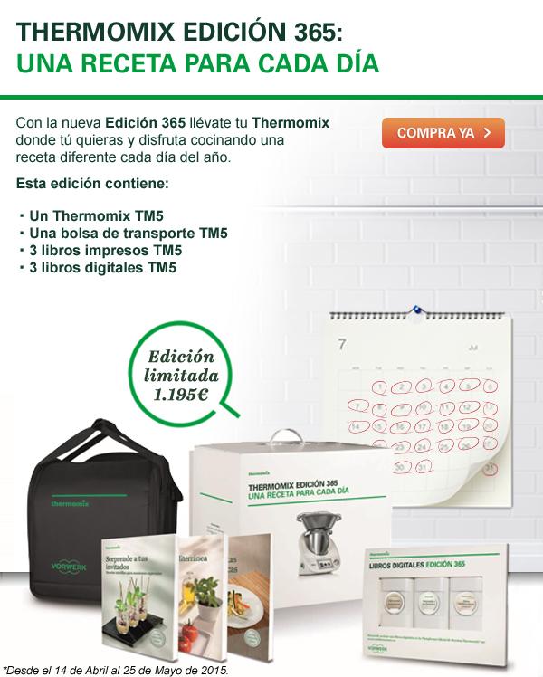 Thermomix® EDICIÓN 365