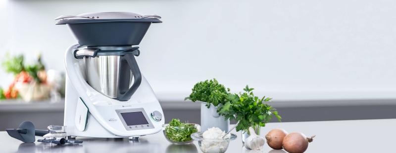 El futuro ya está aquí, Thermomix® lanza el cook-key