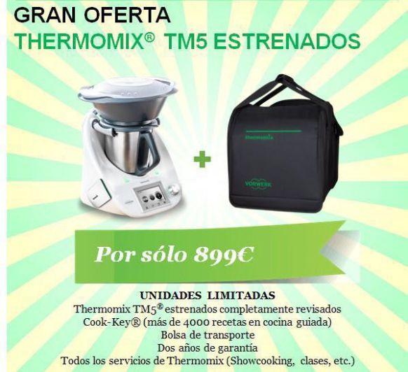 GRAN OFERTA Thermomix® KM 0