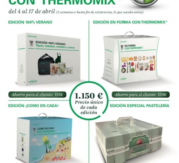 CONTRARRELOJ Thermomix®