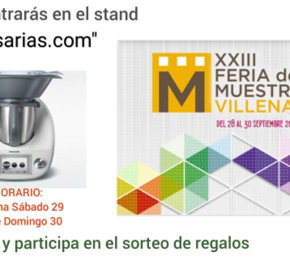 Feria de muestras Villena