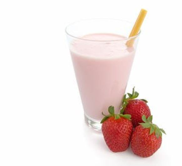 SMOOTHIE DE FRESAS LIGHT CON Thermomix®
