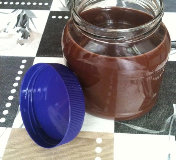 Leche Condensada Chocolateada