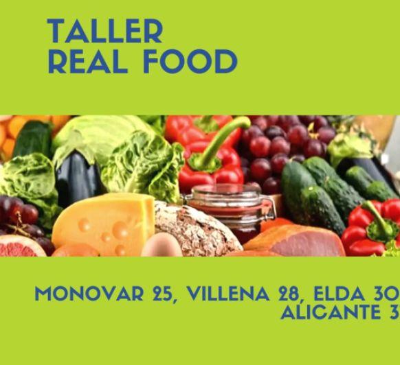 talleres real food