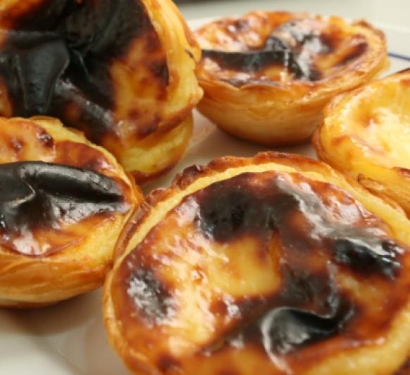 Pasteles de Belén, típicos de Portugal con Thermomix®