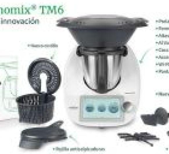 Thermomix® TM6 DESCÚBRELO.