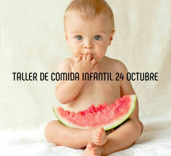 TALLER DE ALIMENTACIÓN INFANTIL