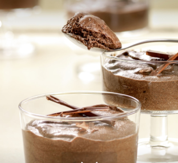 HELADO MOUSSE DE CHOCOLATE