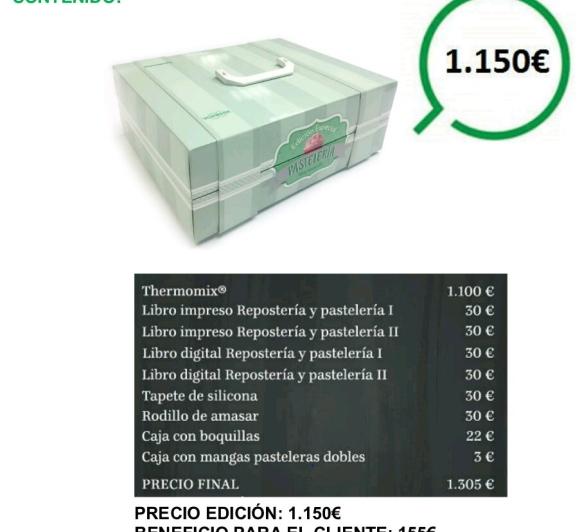 ¡EDICIÓN ESPECIAL PASTELERÍA!