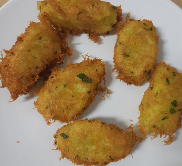 croquetas de bacalao