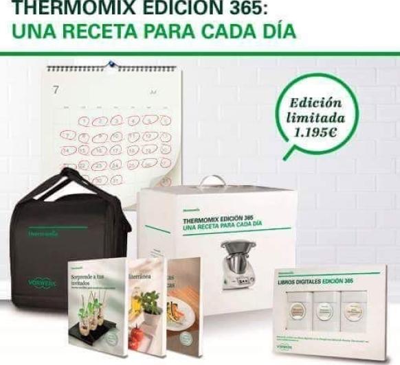Thermomix® Edición 365 días