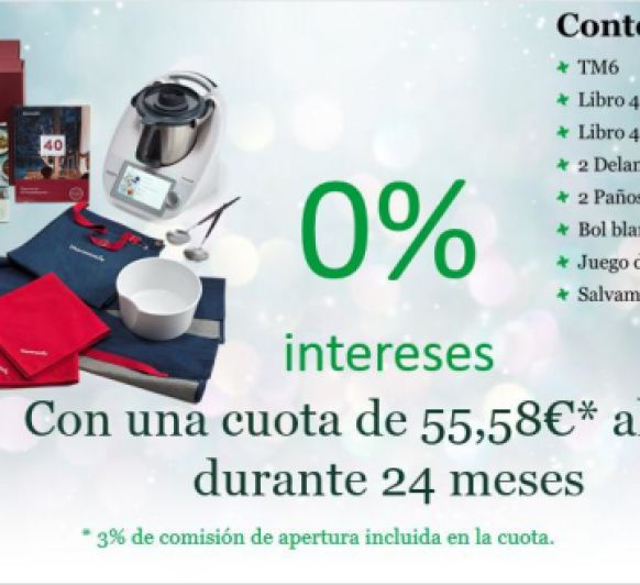 Thermomix® AL 0% SIN INTERESES