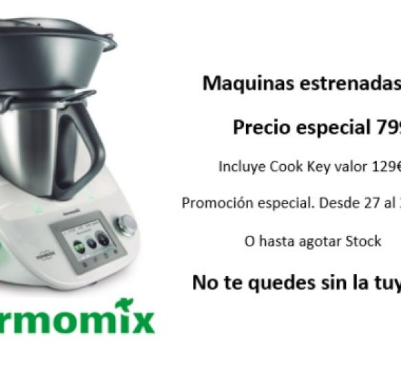 Thermomix® TM5 A 799 € !!!