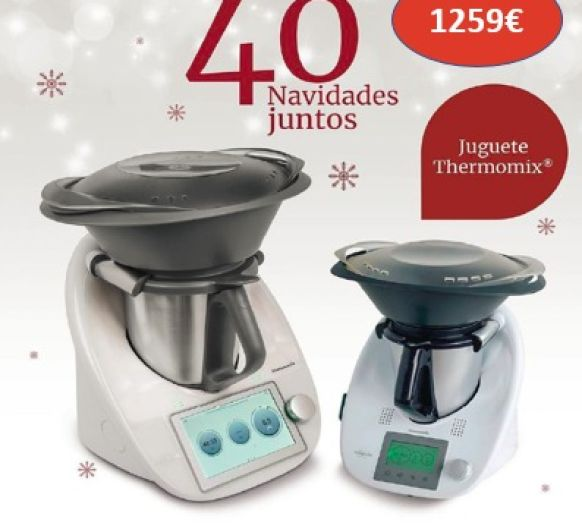 PROMOCIÓN ESPECIAL REYES Thermomix®