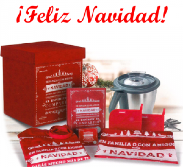PACK ESPECIAL Thermomix® NAVIDAD