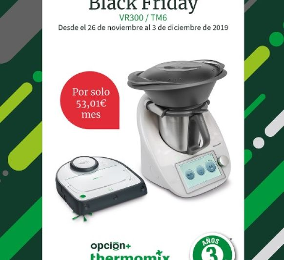 Black friday Thermomix® Kobold