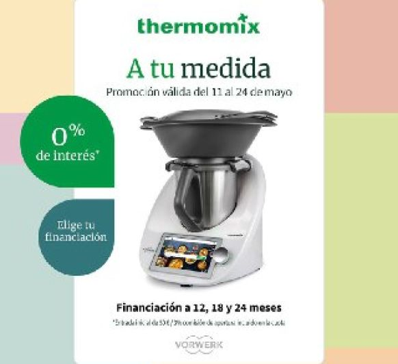 Thermomix® lanza el 0%