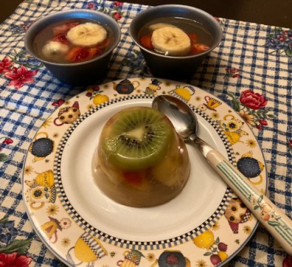 Timbal de frutas